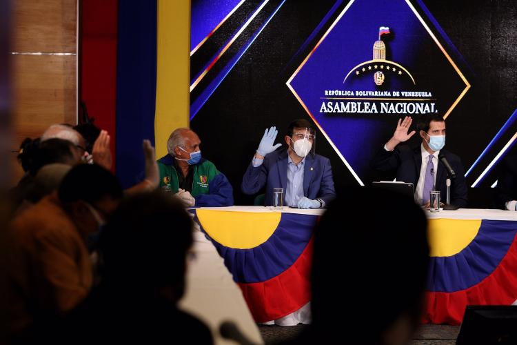 AN / Foto Cortesía Prensa Presidencia Interina