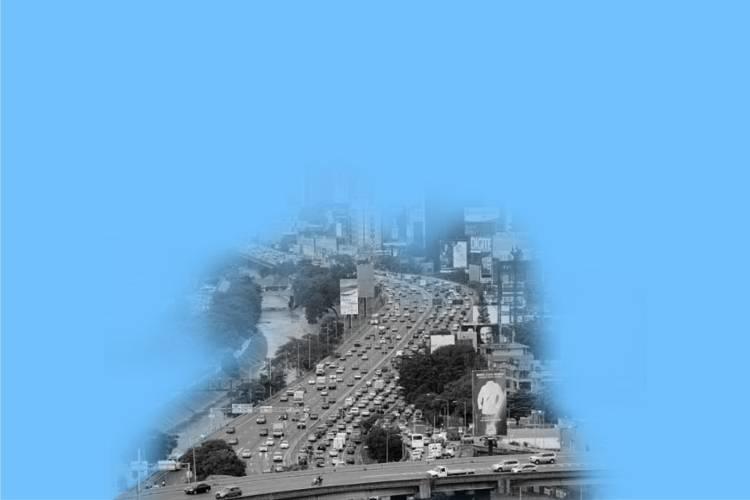 Autopista Francisco Fajardo, en el centro del debate. Foto: Todos Ahora