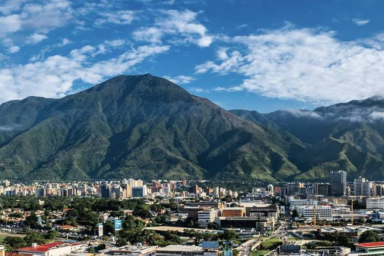 Cerro El Ávila, en Caracas. Foto: Arnaldo Milano (@ajmilanophotography)