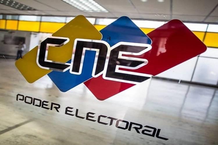 CNE. Foto cortesía