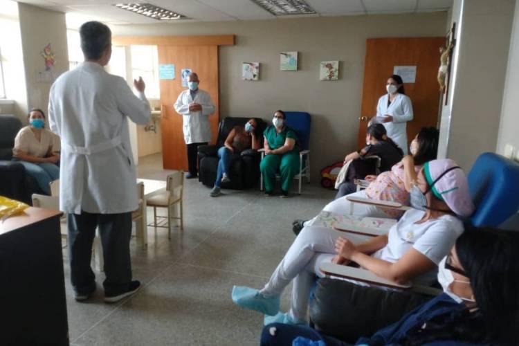 Psiquiatría del HC. Foto cortesía