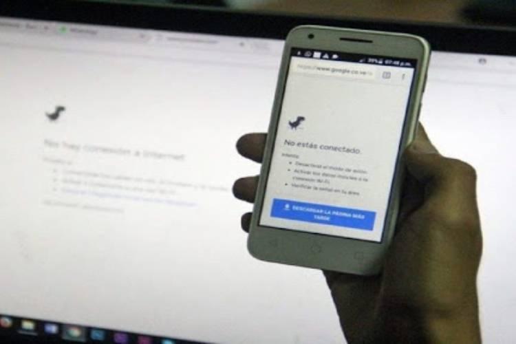 Venezuela lidera el internet menos libre del mundo. Foto cortesía