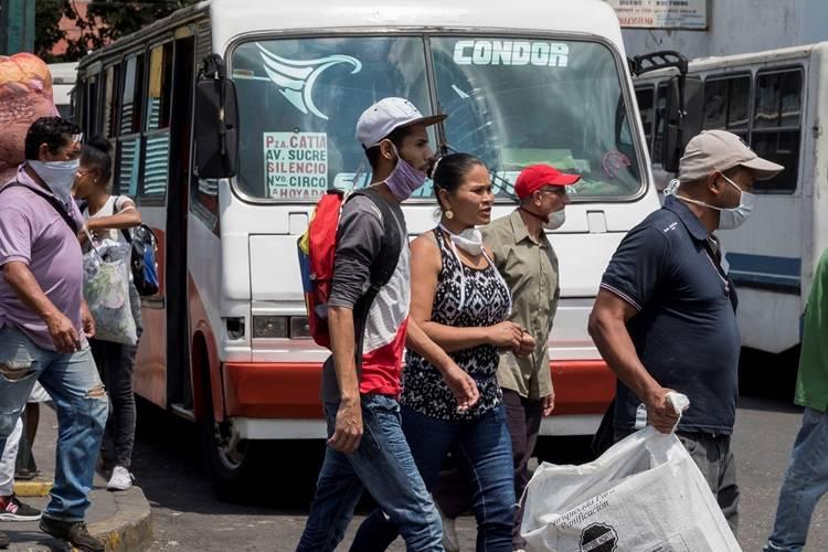 Imagen cortesía. Coronavirus en Venezuela