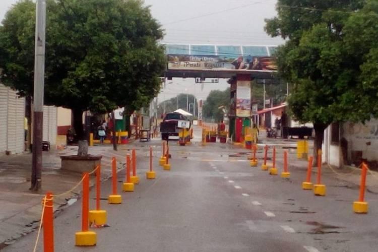 Frontera en Venezuela. Foto: Frontera Viva