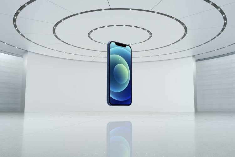 Iphone 12, la apuesta de Appe. Foto: Cortesía