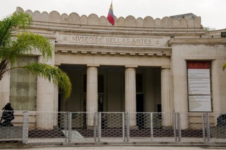 Museo de las Bellas Artes de Caracas / Foto Cortesía