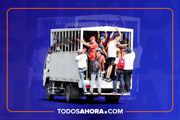 Transporte en Venezuela, otra grave problemática en el país. Foto: Todos Ahora