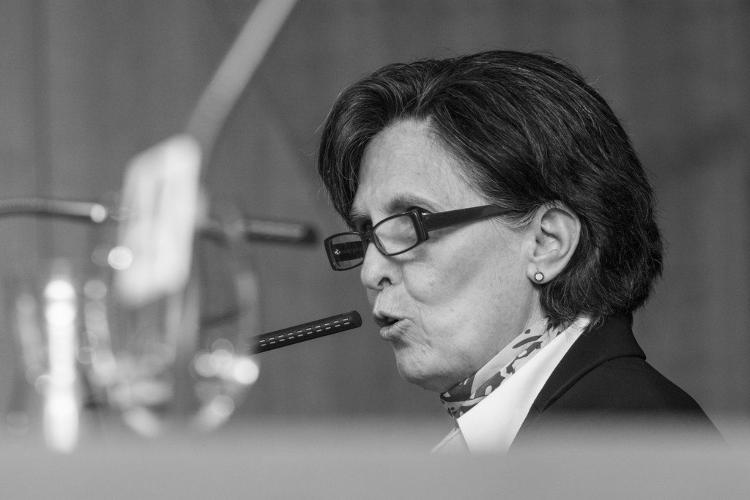 Yolanda Pantin, poeta venezolana. Foto: Cortesía