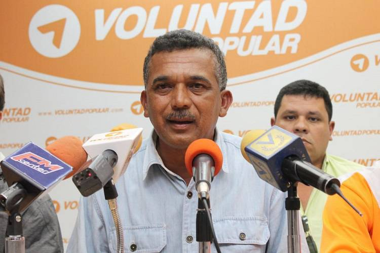 """Imagen cortesía. Denunciaron """"secuestro"""" del dirigente Yovanny Salazar a manos del CONAS"""