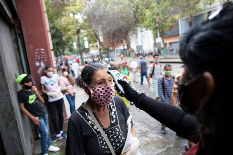 Imagen cortesía. Coronavirus en Venezuela este 17 de octubre