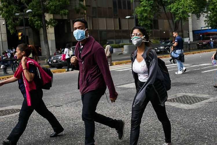 Imagen cortesía. Venezuela y el coronavirus