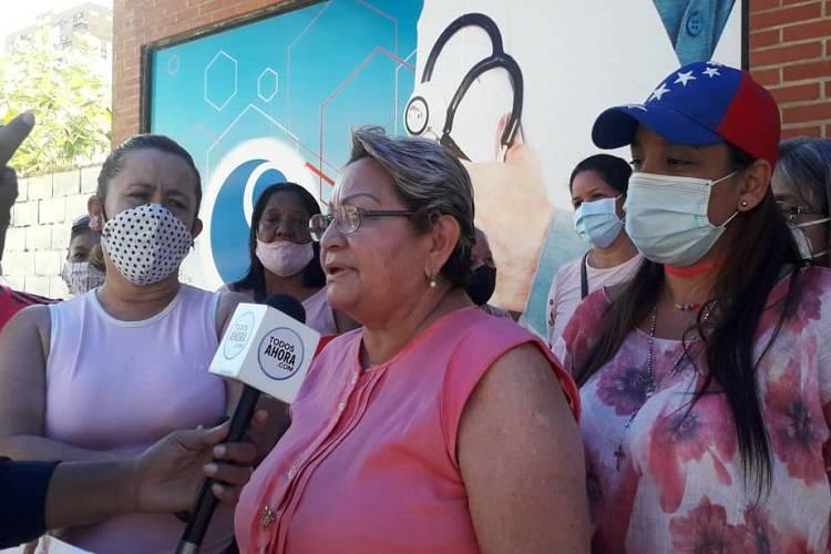 Foto de Todos Ahora. Frente Amplio de Mujeres Bolívar