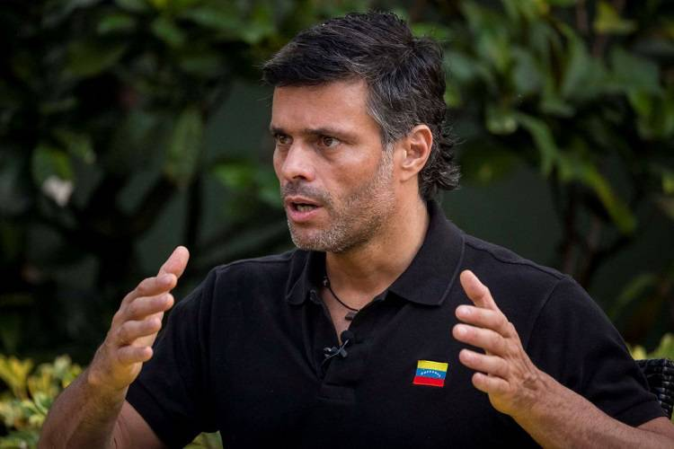 Imagen cortesía. Leopoldo López
