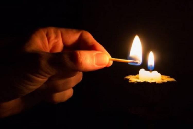 Imagen cortesía. San Bernardino amaneció sin servicio eléctrico este 18 de octubre