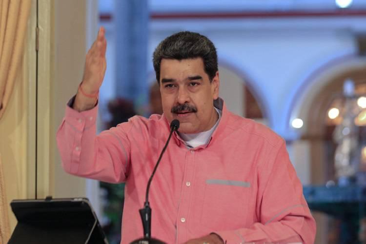 Imagen cortesía. Maduro designó a tres nuevos ministros este 25 de octubre