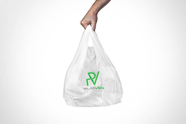 Distribuidora PlasVen ofrece bolsas de calidad para hogares y comercios. | Foto: PlasVen