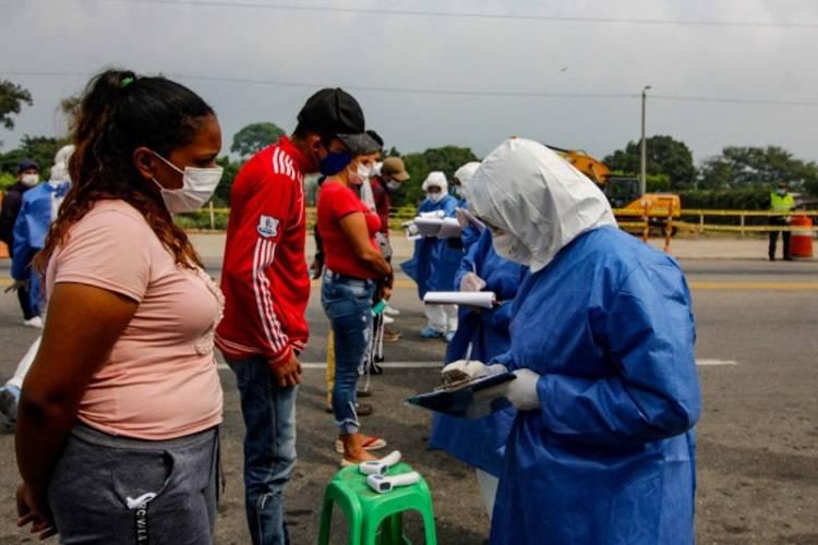 Imagen cortesía. Informe de Human Rights Watch reveló las condiciones a las que son expuestos los venezolanos que retornan al país