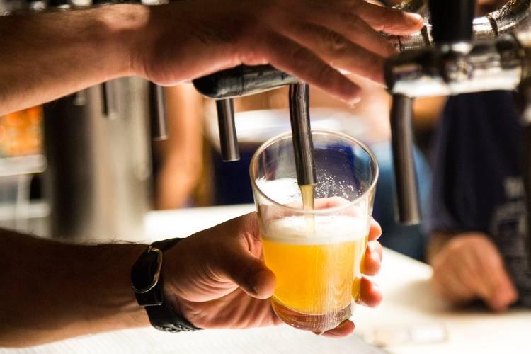 Cerveza en Caracas