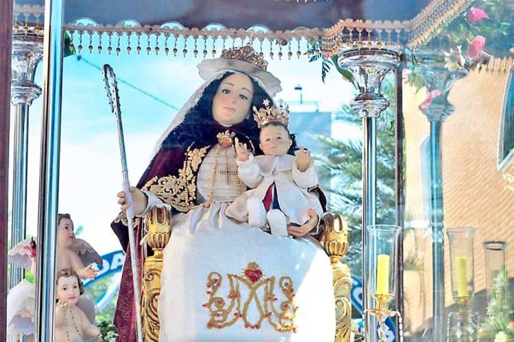 Virgen de la Divina Pastora