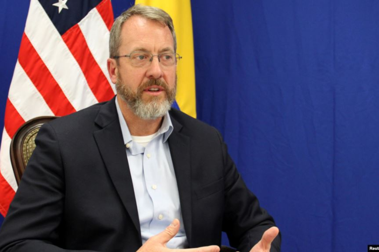 James Story Embajador para Venezuela / Foto Cortesía