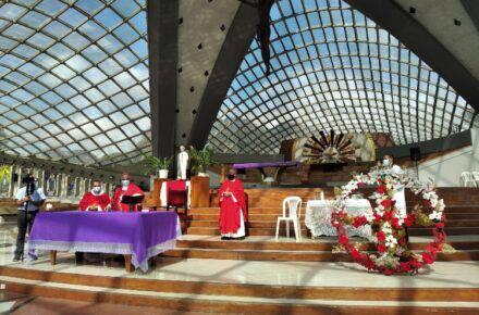 comisión arquidiocesana que se creó en Barquisimeto para preparar a la comunidad católica para la beatificación del doctor José Gregorio Hernández. Foto: María Márquez