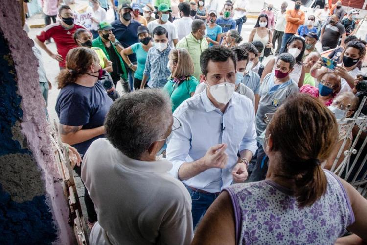 Juan Guaidó de Cara a la Consulta Popular / Foto Cortesía CCN
