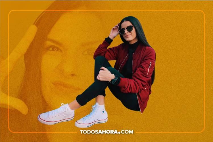Pierina Salvatore, influencer venezolana. Foto: Composición Todos Ahora