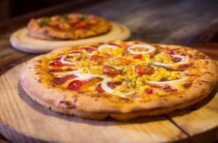 Pizza en Caracas: lugares para comer en la ciudad. Foto: Cortesía para