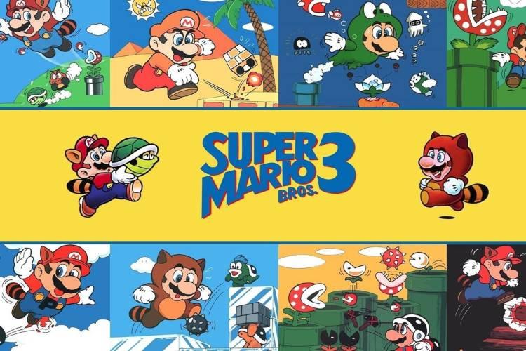 Super Mario Bros 3. Foto: Cortesía