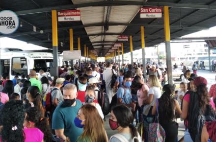 Terminal de Valencia / Foto TAH