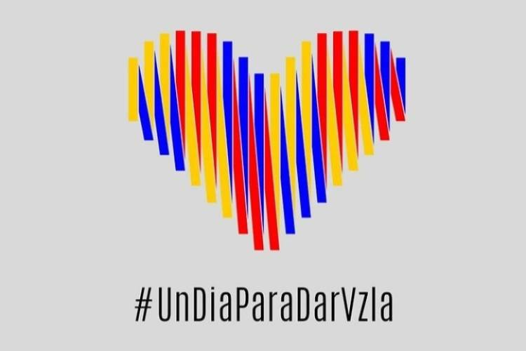 Un día para dar en Venezuela. Foto: Cortesía