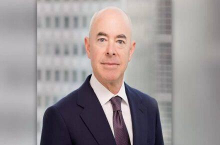 Alejandro N. Mayorkas, candidato a secretario del Departamento de Seguridad Nacional