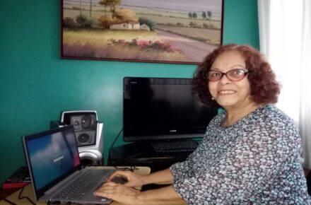 Gladys Meneses, profesora de matemáticas