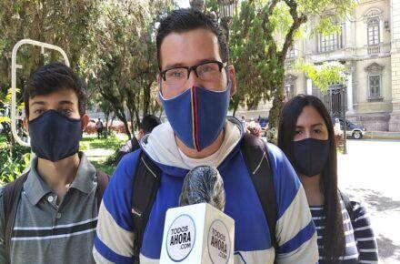 Joel Zerpa consejero universitario de la Universidad de los Andes (ULA)