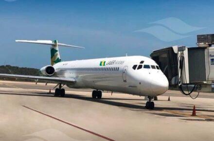 Laser suspende vuelos hacia República Dominicana. Foto: Instagram Laser