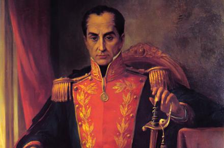 Simón Bolívar / Foto Cortesía
