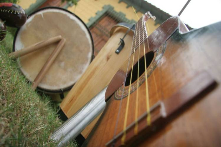 Instrumentos gaiteros/ imagen referencial