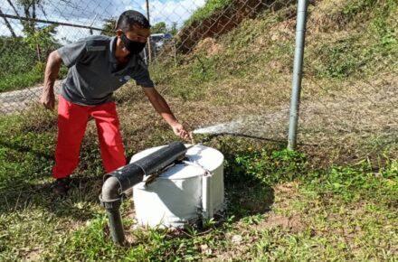 Recuperación de pozo en El Hatillo