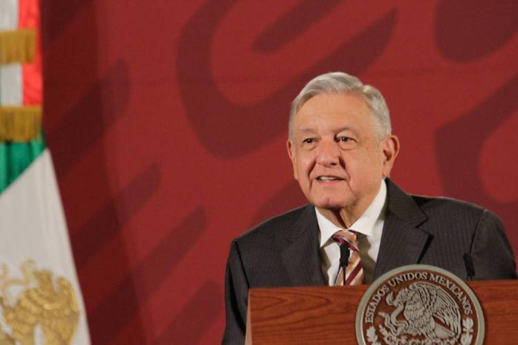 Referencial / Cortesía, presidente de México