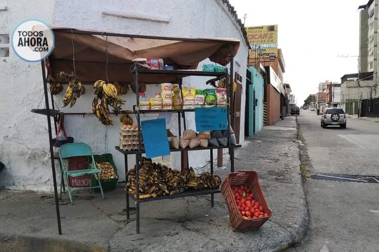 Locales informales aumentan en Barquisimeto. Foto: María Márquez. Todos Ahora