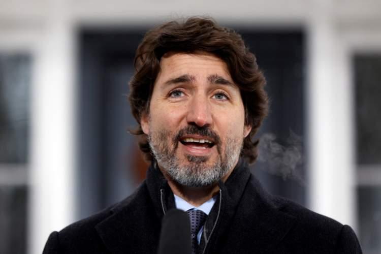 Justin Trudeau, ´primer ministro de Canadá