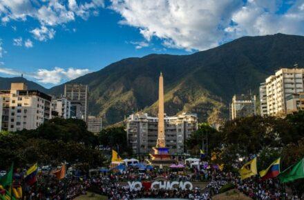 Carnavales en Chacao. Foto: Cortesía