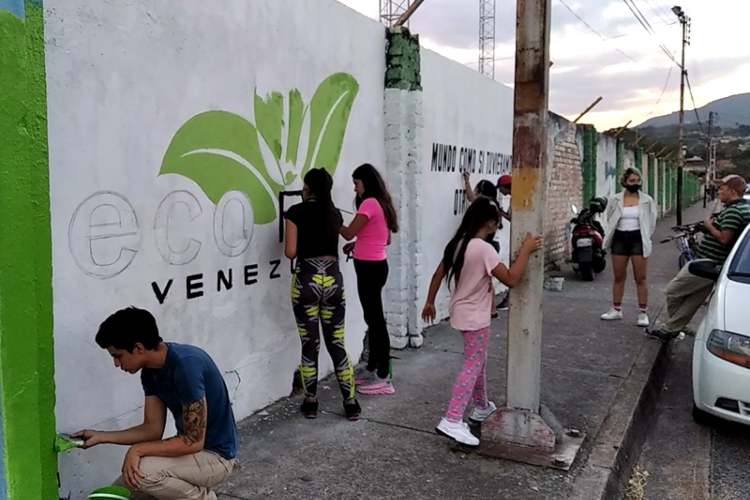 Ecopana en Rubio, una iniciativa social. Foto: Cortesía