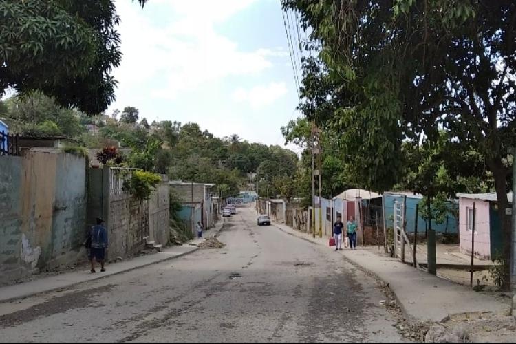 El Jabe, sector en Barquisimeto. Foto: María Márquez. Todos Ahora