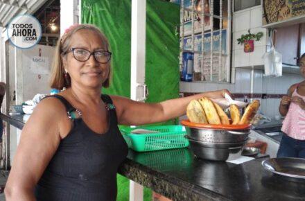 Empanaderas de Puerto La Cruz, una tradición de la ciudad oriental. Foto: Lucelys Rodríguez. Todos Ahora