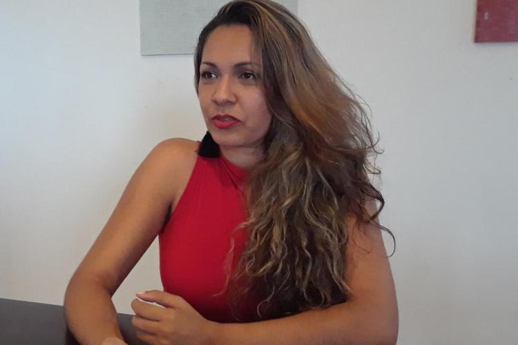 Emilin Piña lleva adelante EmprendeWoman en Lara. Foto: Cortesía
