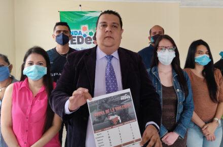 Javier Tarazona, director de FundaRedes. Foto: Cortesía