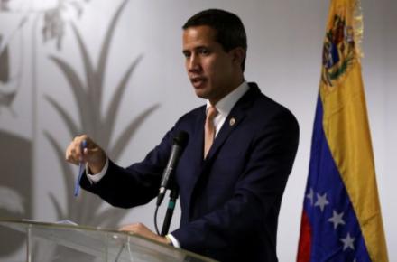 Juan Guaidó. Referencial / Cortesía