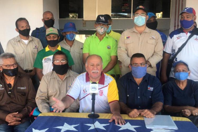 ITG hizo denuncia sobre trabajadores de empresas básicas. Foto: Jessica León. Todos Ahora