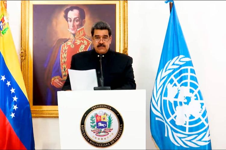 Nicolás Maduro ante el Consejo de DDHH de la ONU